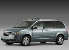 Chrysler повторно отзывает 367 тысяч автомобилей